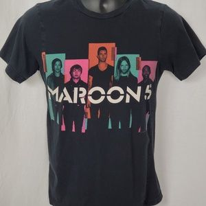 3 for $30 ❤ Maroon 5 2015 Tour Shirt